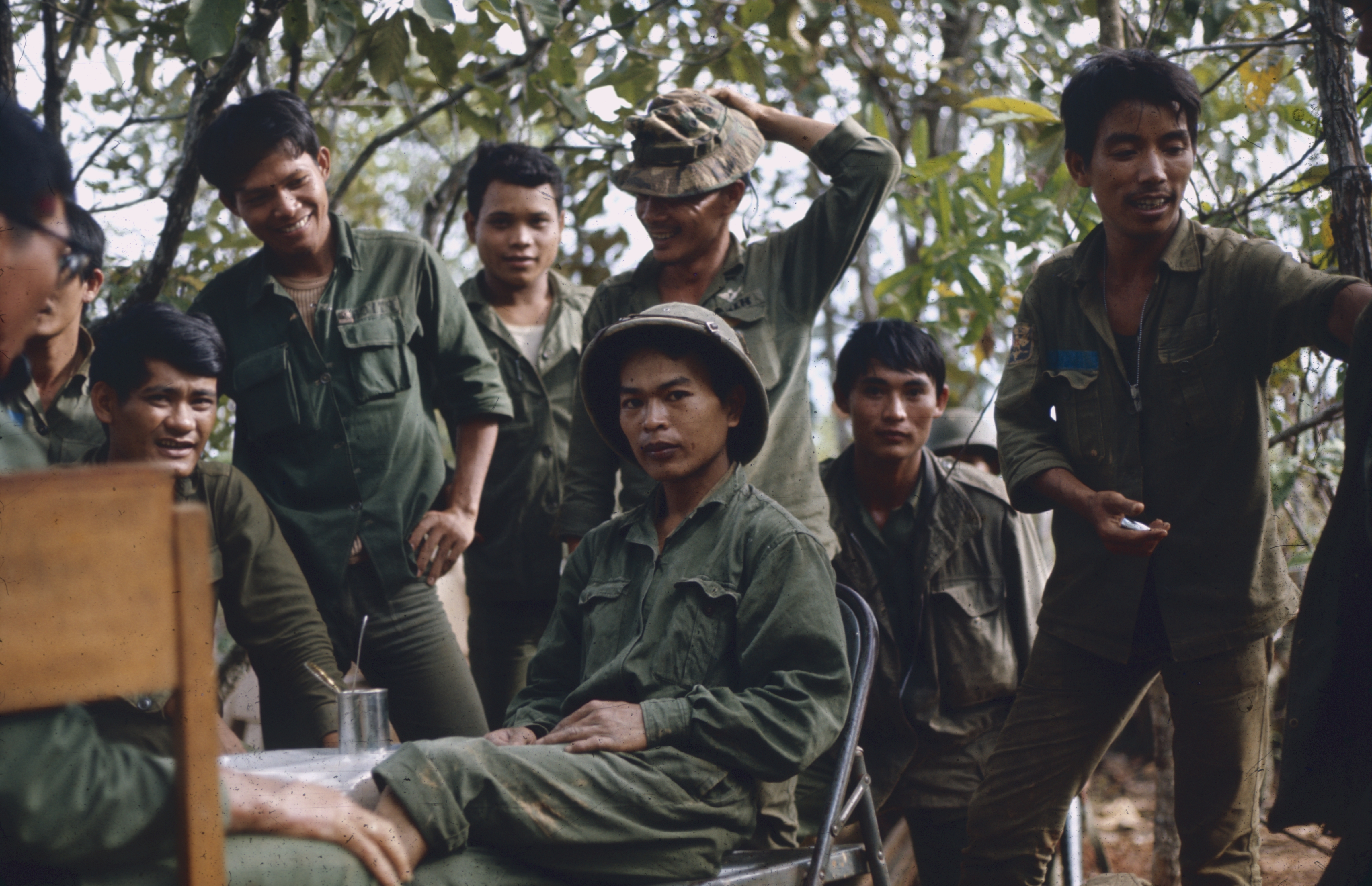 Un prisonnier Nord vietnamien