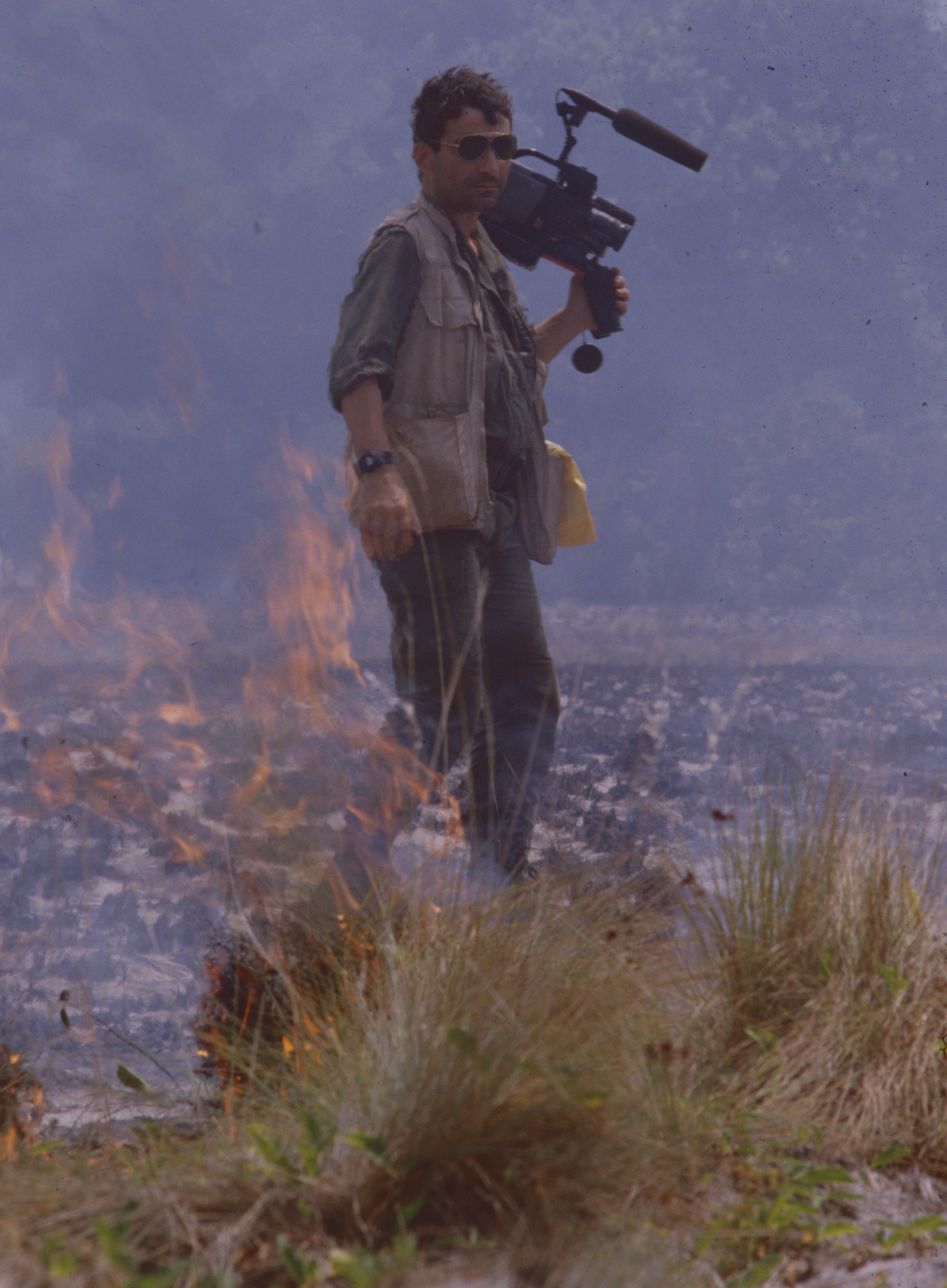 En tournage au Gabon