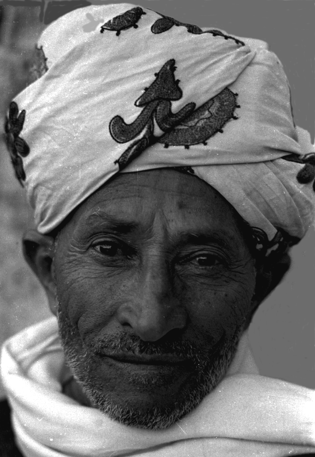 Un chef de Tribu yemenite