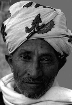Un chef de Tribu yemenite