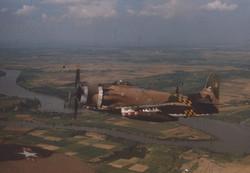 Bombardement Sud-Vietnam 1973