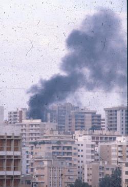 La guerre civile libanaise