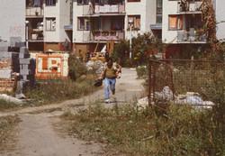 Tournage Sarajevo sous les balles