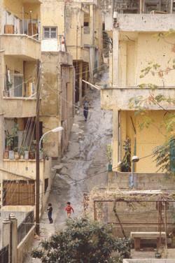 Beyrouth Novembre 1976