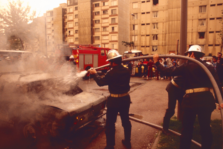 1984- Emeutes des Minguettes