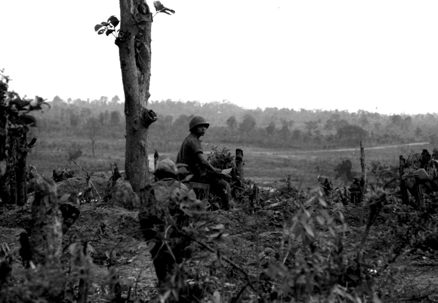 Guerre du Vietnam 1972 Quantum