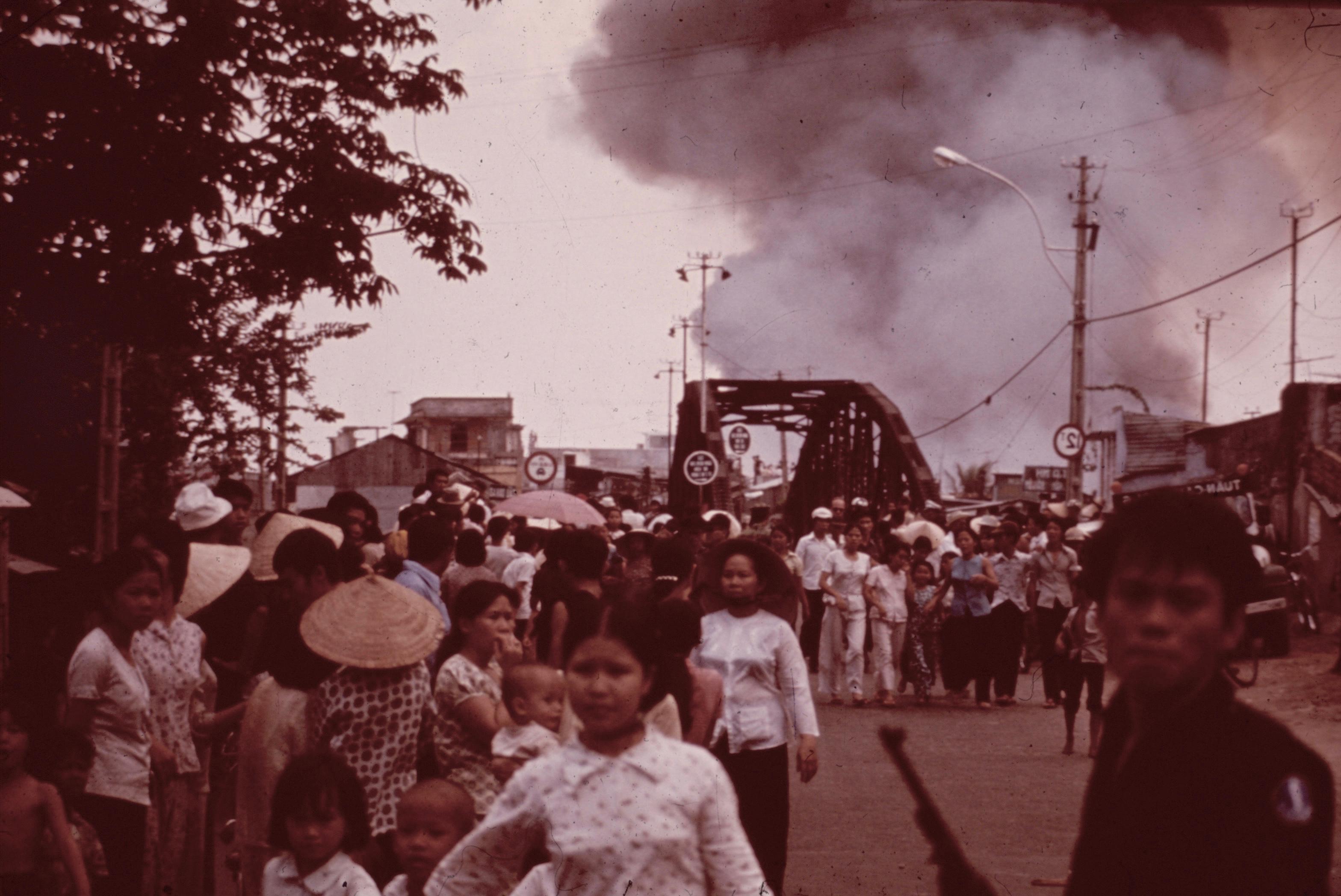 Vietnam La déroute