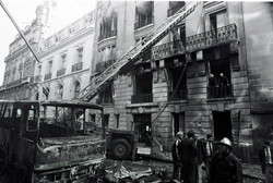Attentat à la bombe Paris