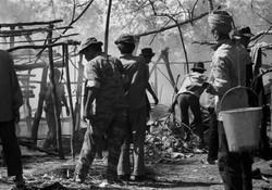 Camp de la résistance Cambodge 1978