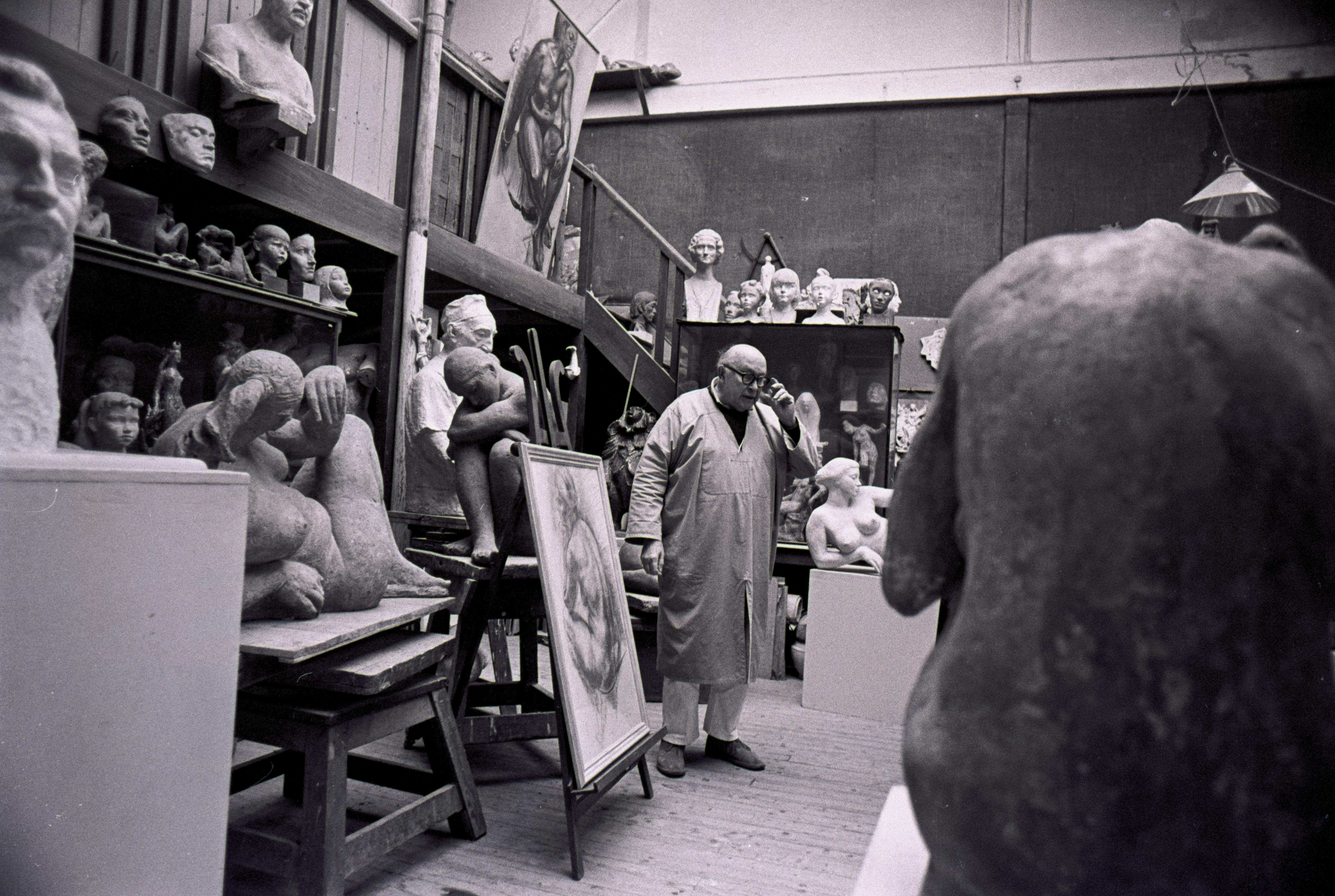 Georges Muguet Sculpteur