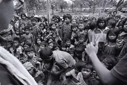Camp de réfugiés cambodgiens
