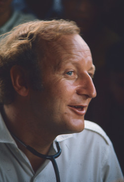 Le docteur Jean Pierre Willem