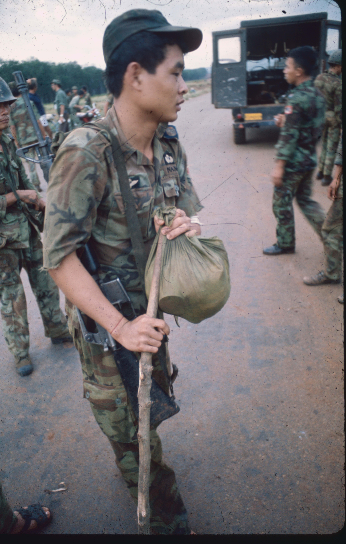 Vietnam La déroute Avril 1975