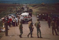 Les réfugiés Avril 1975