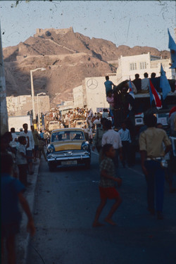 Fetes de l'indépendance Aden