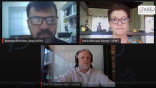 Reitor da Uninter fala de ensino a distância em jornalismo
