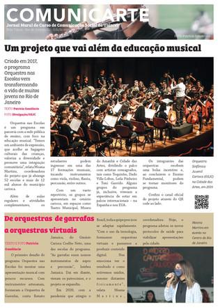 Projeto voltado a música transforma a vida de jovens
