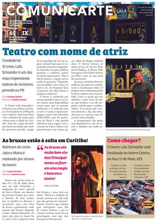 Teatro Lala Schneider: Referência em cultura no Paraná