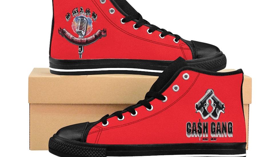 SLCG Men's High-top Sneakers