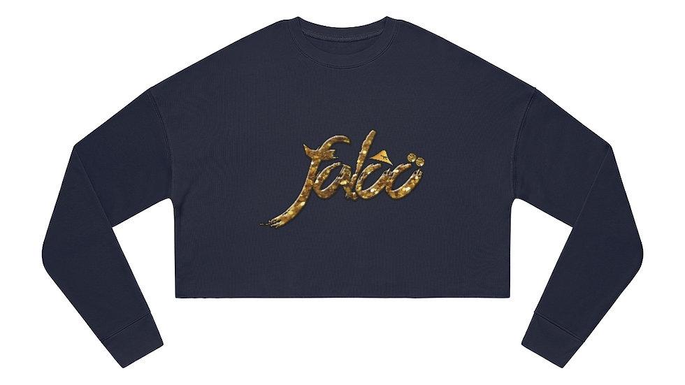 Falôö x V.S.N Women's Cropped Sweatshirt