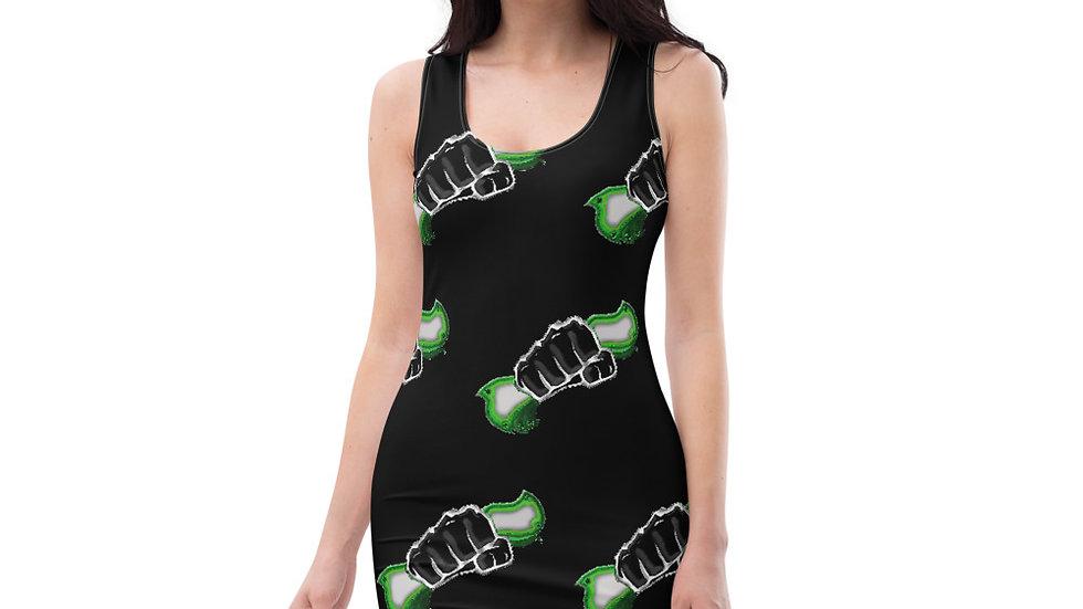 $CASH$ Cut & Sew Dress