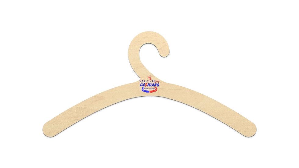 SLCG x Baby Cash Wooden Hanger