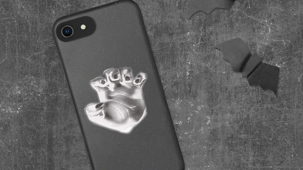 Hands In Biodegradable phone case