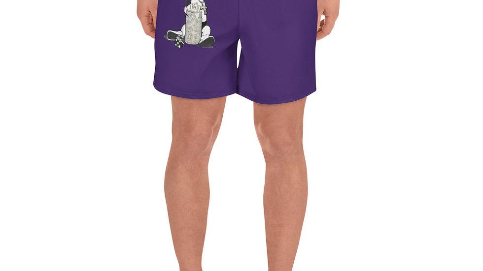 SLCG Family Hands In Men's Athletic Long Shorts