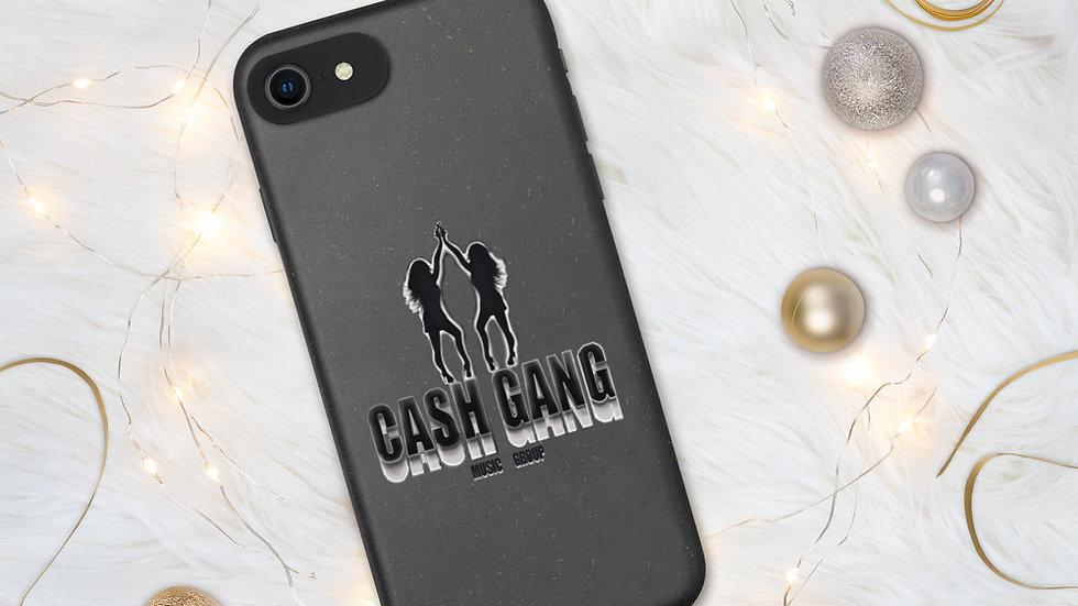 Cash Gang Biodegradable phone case