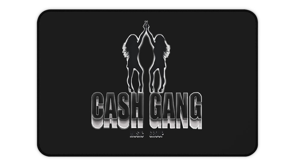 Cash Gang Desk Mat