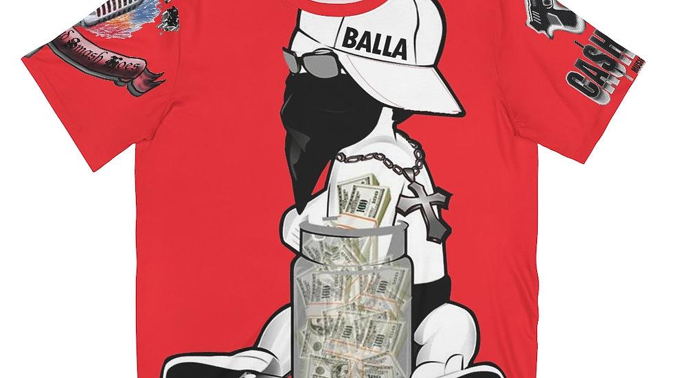Baby Cash Balla x V.S.N x SLCG Unisex AOP Cut & Sew T-Shirt