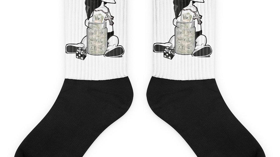 SLCG FAMILY HANDS IN Socks (Book Custom Color)