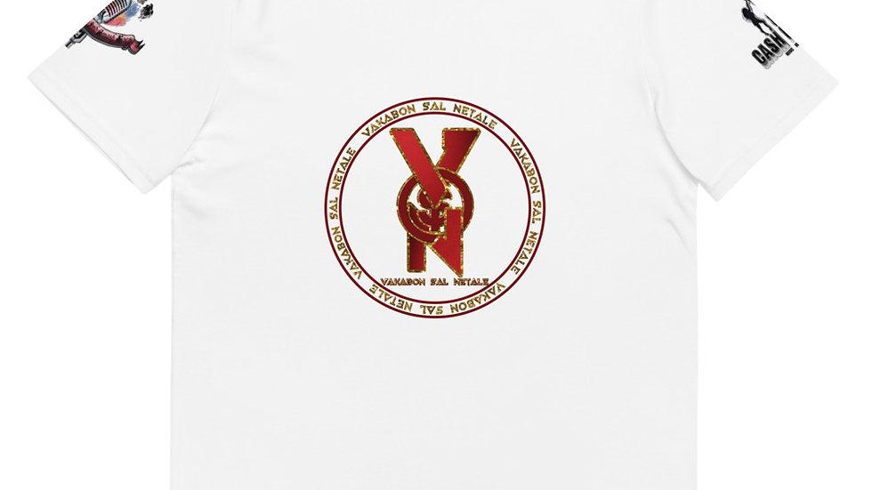 V.S.N x Cashworks Unisex organic cotton t-shirt