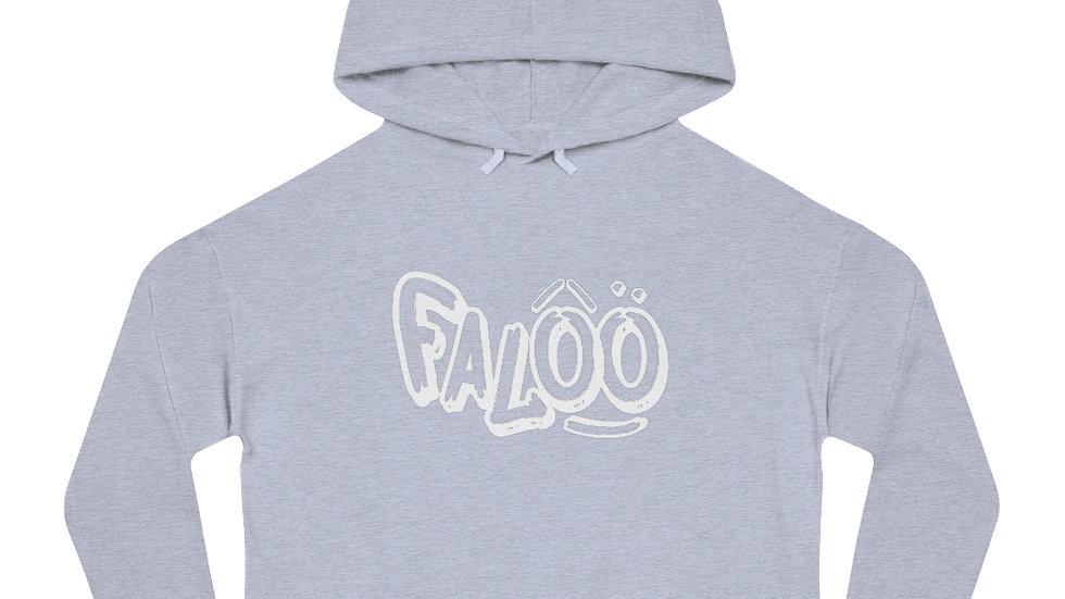 Falöô x $CASH$ Women's Cropped Hooded Sweatshirt