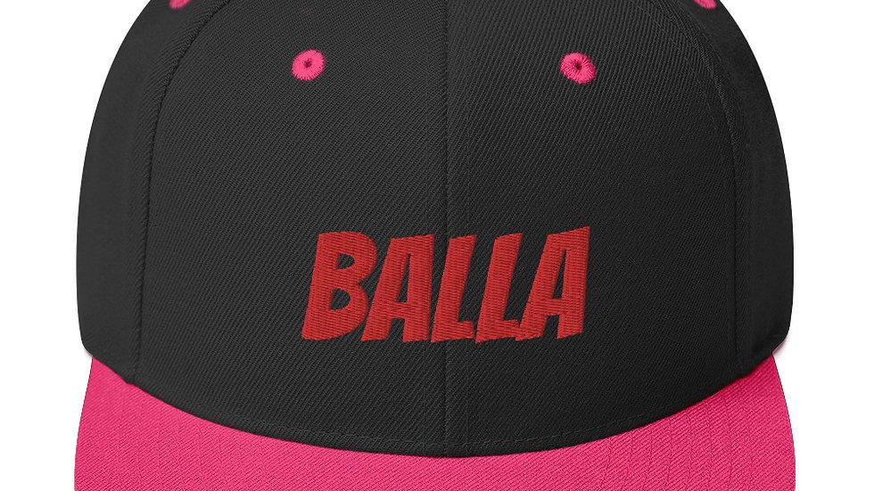 Balla Snapback Hat