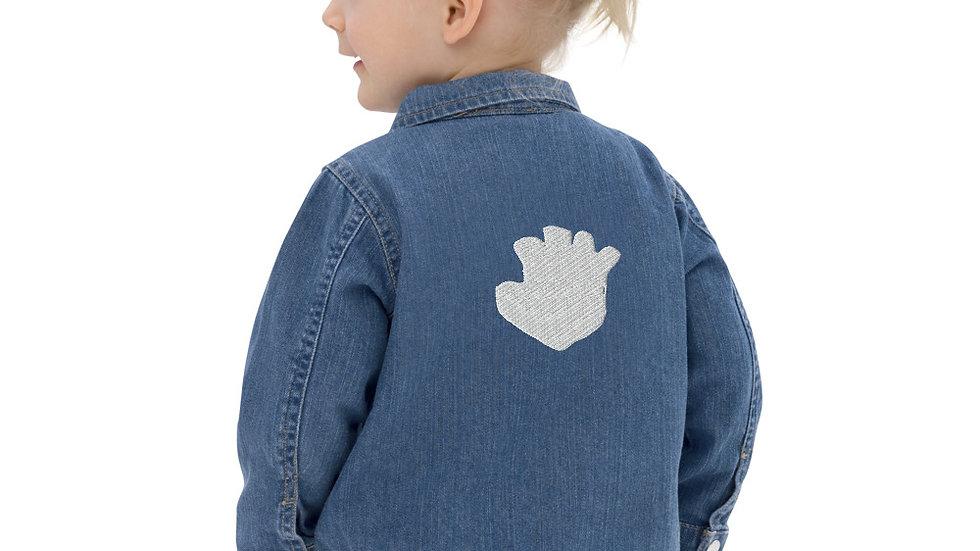 Hands In Baby Organic Jacket