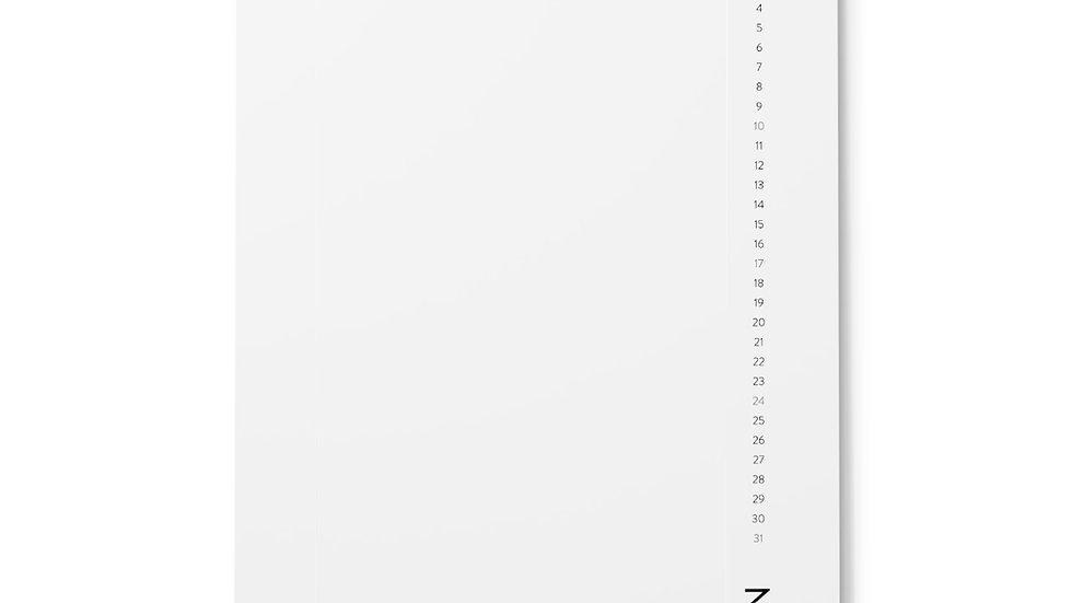SLCG's Wall Calendar (2021)