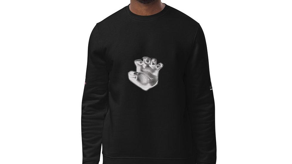 Hands In x $CASH$ Unisex eco sweatshirt