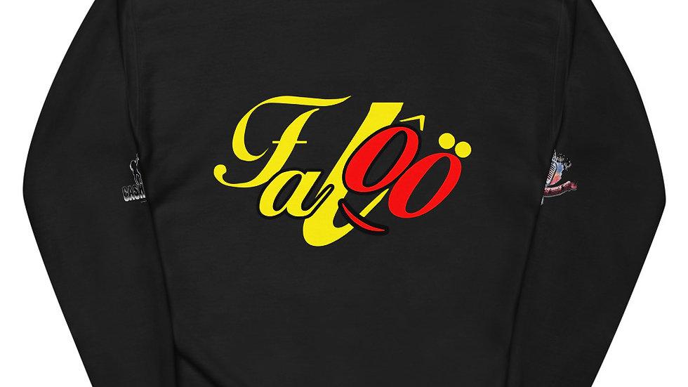 Faloo Unisex fleece sweatshirt