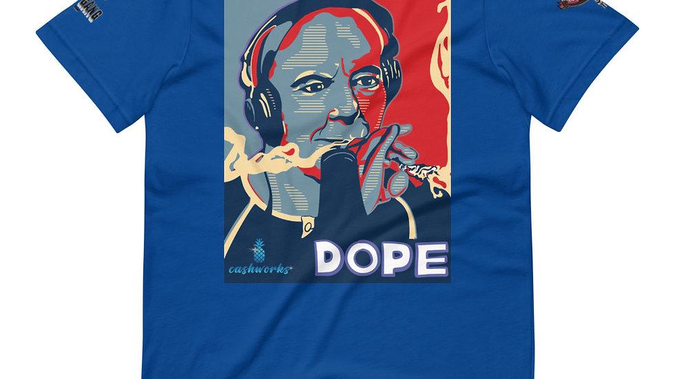 Dope Rogan x SLCG Short-Sleeve Unisex T-Shirt