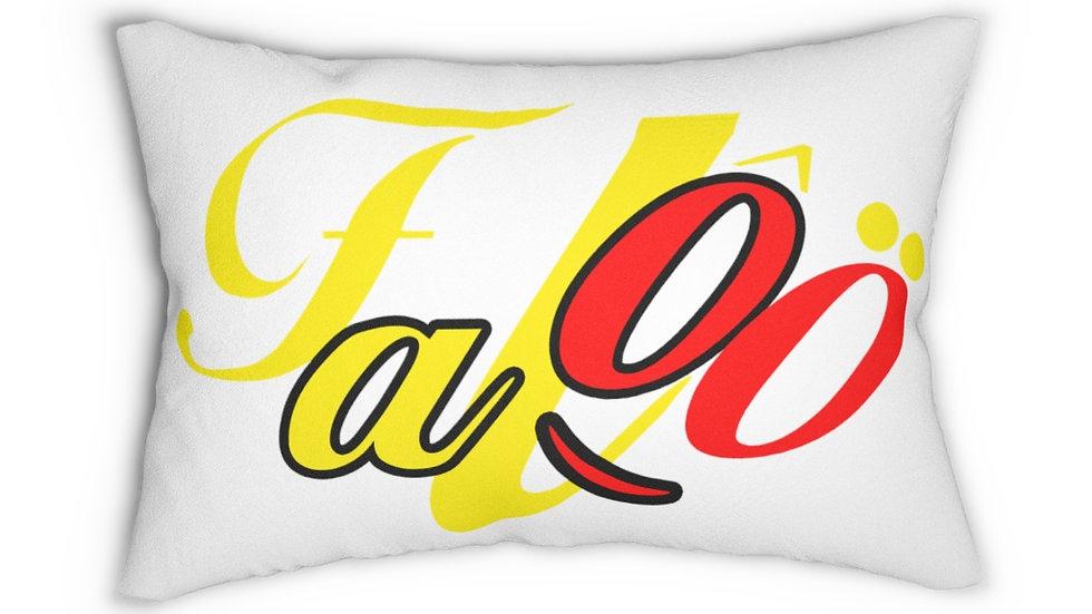 Falöö Spun Polyester Lumbar Pillow