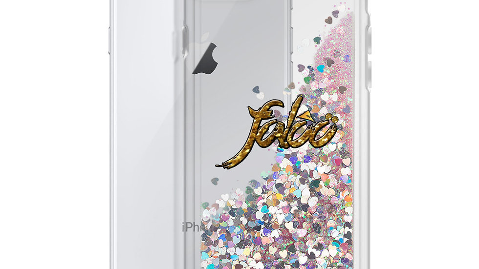 Falôö Liquid Glitter Phone Case