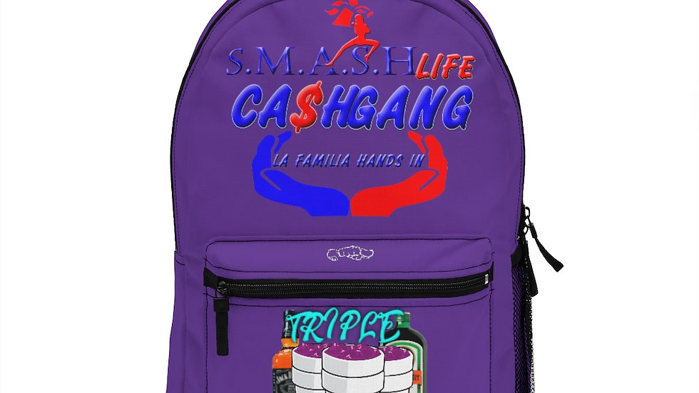 SLCG Triple Cup Backpack (Made in USA)