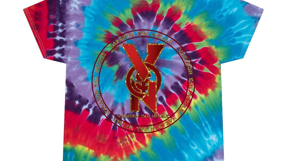 V.S.N x $CASH$ Tie-Dye Tee, Spiral