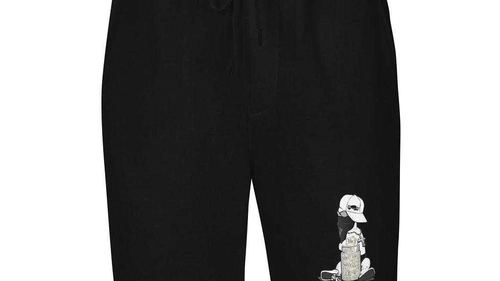 Baby Cash x SLCG Men's fleece shorts