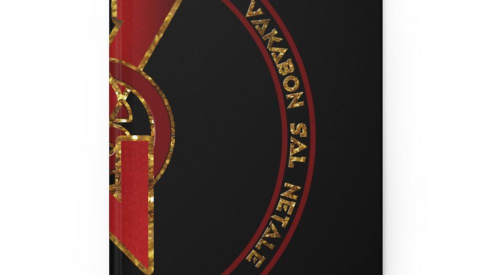 Vakabon Sal Netale Hardcover Journal Matte