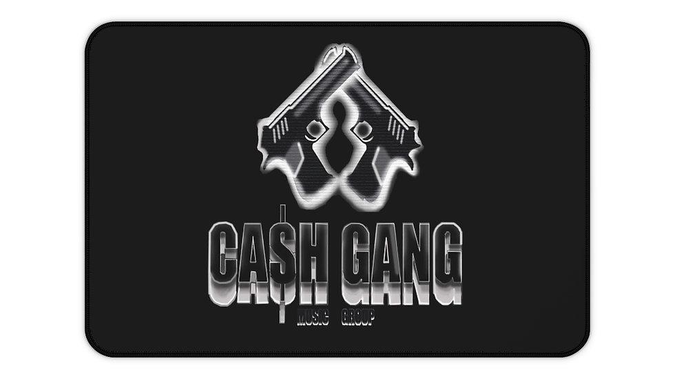Cash Gang Desk Mat