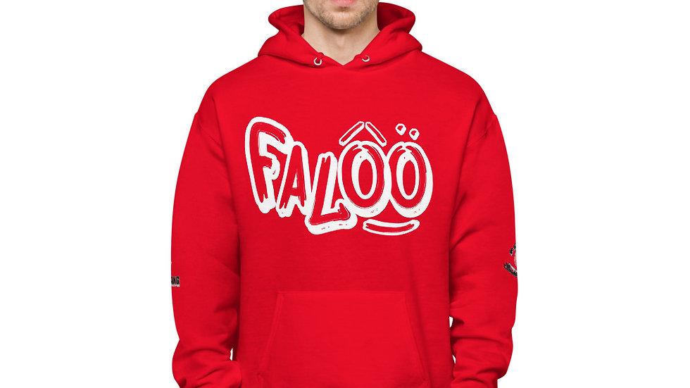 Faloo Unisex fleece hoodie