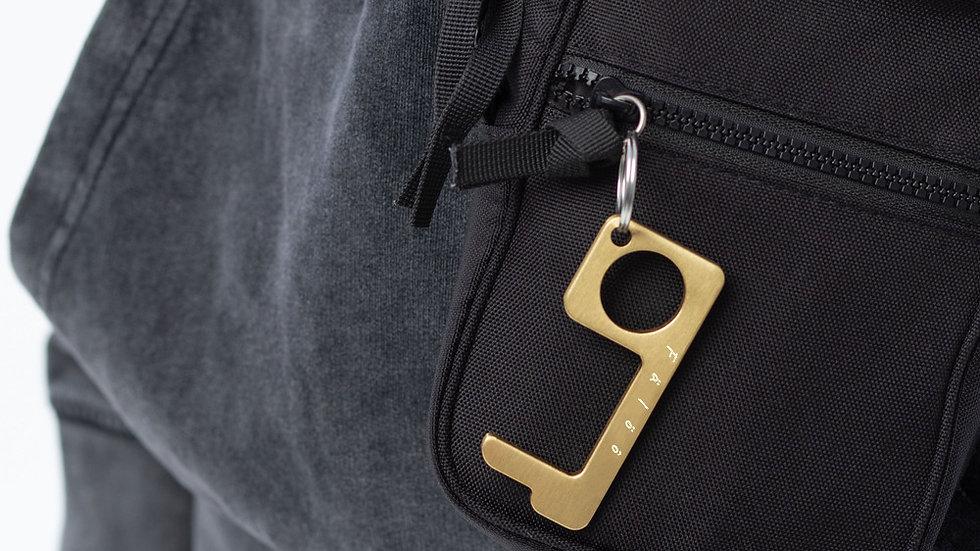 Fälöô Engraved Brass Touch Tool
