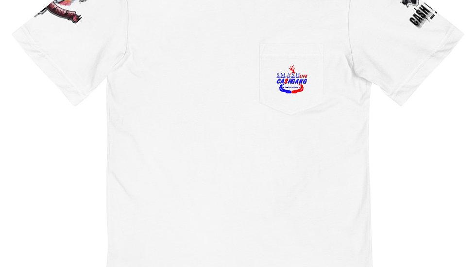 SLCG Unisex Pocket T-Shirt